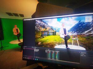 Avent Studio Prosjekt - Live Streaming, Webinar, talkshows og kurs